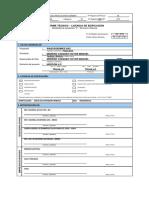 Informe tecnico de edificación
