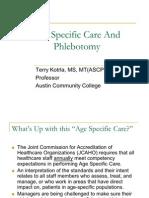 AgeSpecificCareAndPhlebotomy