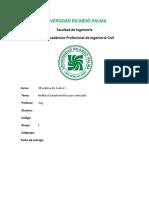 Lab Analisis Granulometrico Por Tamizado