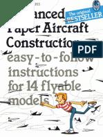 Advanced Paper Aircraft Construction - vol 1.pdf