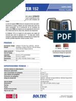 Proceso de Corte Plasma Thermal Dynamics - Cut Master True
