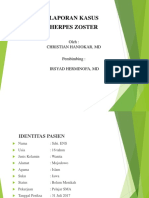 Ppt Lapsus Herpes Zoster