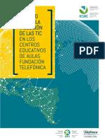 Estudio Sobre La Inclusion de Las Tic Ft Oei Online