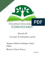 Derecho II Belen Gpe.docx