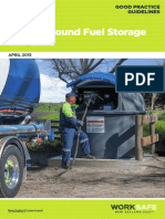 Above Ground Fuel Storage on Farms
