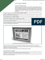 Tutorial - Como Fazer Uma Placa de Circuito Impresso