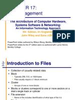 CHAPTER 17(File Management)V4