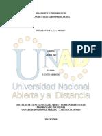 Unidad 1_Fase 2_Evaluación Psicologica