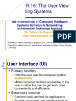 CHAPTER_16(the User View of Operating Systems)