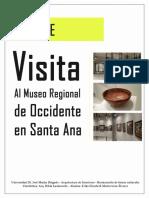 museo regional de occidente, Santa Ana. El Salvador