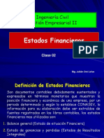 Clase 2 Estados Financieros