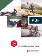 Memoria SBP 2016