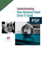 Understanding - How Business Goals Drive It Goals