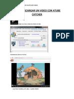 COMO DESCARGAR UN VIDEO CON ATUBE CATCHER.docx