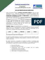 CELDA-FR-TH-18- Formato Contrato de Trabajo por Prestación de Servicios FUNDACION.doc