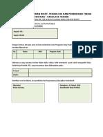 Form Surat Pengantar KP Ke Dekan - PTPN v SEI GALUH-2