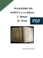 Alcalde, M. Ampliaciones Del Neofiti a La Biblia-Gn y Ex