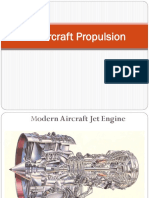 Jet Aircraft Propulsion