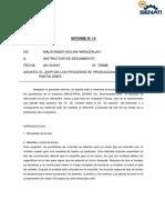 Informe n 14
