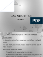Gas Absorption_lecture 2