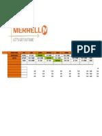 Horario Merrell Aqp-1 (Recuperado)