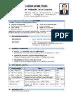 Curriculum 2012modelo