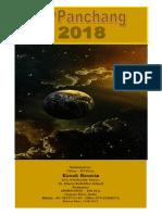 KP Panchanga 2018
