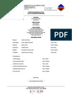 Struktur Organisasi Kelab 2017