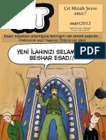 Çıt Mizah Sayı-7 ( Mart 2012 )