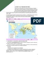 TEMA 13 La Descolonización y El Tercer Mundo