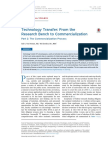 Research Technology Transfer