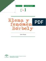 Elena y el fenómeno Bórbely