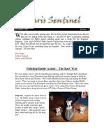BattleTech - Magazine - Solaris Sentinel 15