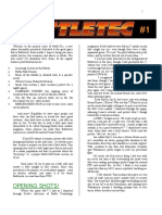 BattleTech - Magazine - Battle-Tec - Issue #1.doc