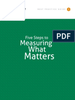 BPG 5 Measuring Matters