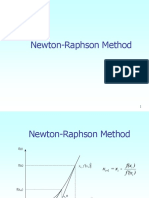 3 Newton Raphson