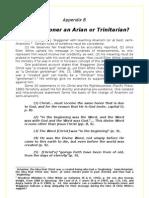 Was Waggoner an Arian or Trinitarian - Robert J. Wieland