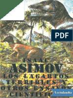 Los Lagartos Terribles y Otros Ensayos Cientificos - Isaac Asimov