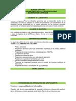 Informe Practica Audorias e interventorias ambientales