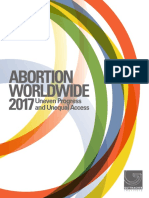 Abortion Worldwide 2017