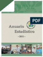 Anuario Estadistico 2011 Senave