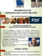 Integracion Civico Militar Modulo i 2