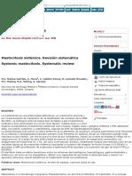 Mastocitosis sistémica