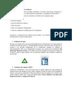 Tipo y Clasificación de Los Extintores (GESTION de SEGURIDAD)