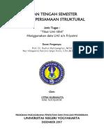 Nurmalita Citra - Analisis SEM dengan Lisrel 8.51