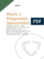 RC Micro I Operator Manual Part1 UG