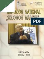 Volum Document SM 2014 Final