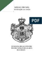 Mihail Drumes - Invitatie la vals.doc