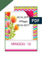 MINGGU 6 17