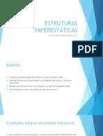 APOSTILA HIPERSTÁTICA